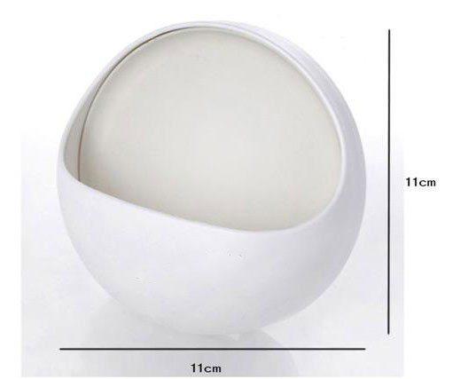 Strumpsnodden Hållare vit